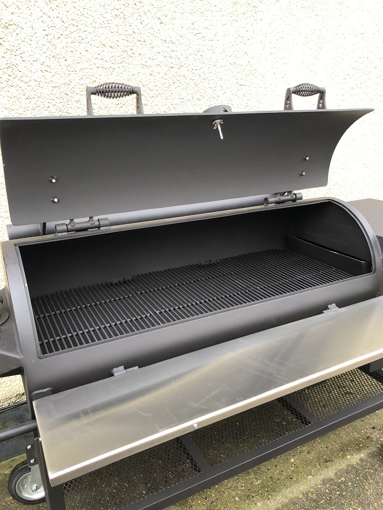 """BM S-2""  offset smoker   New!"