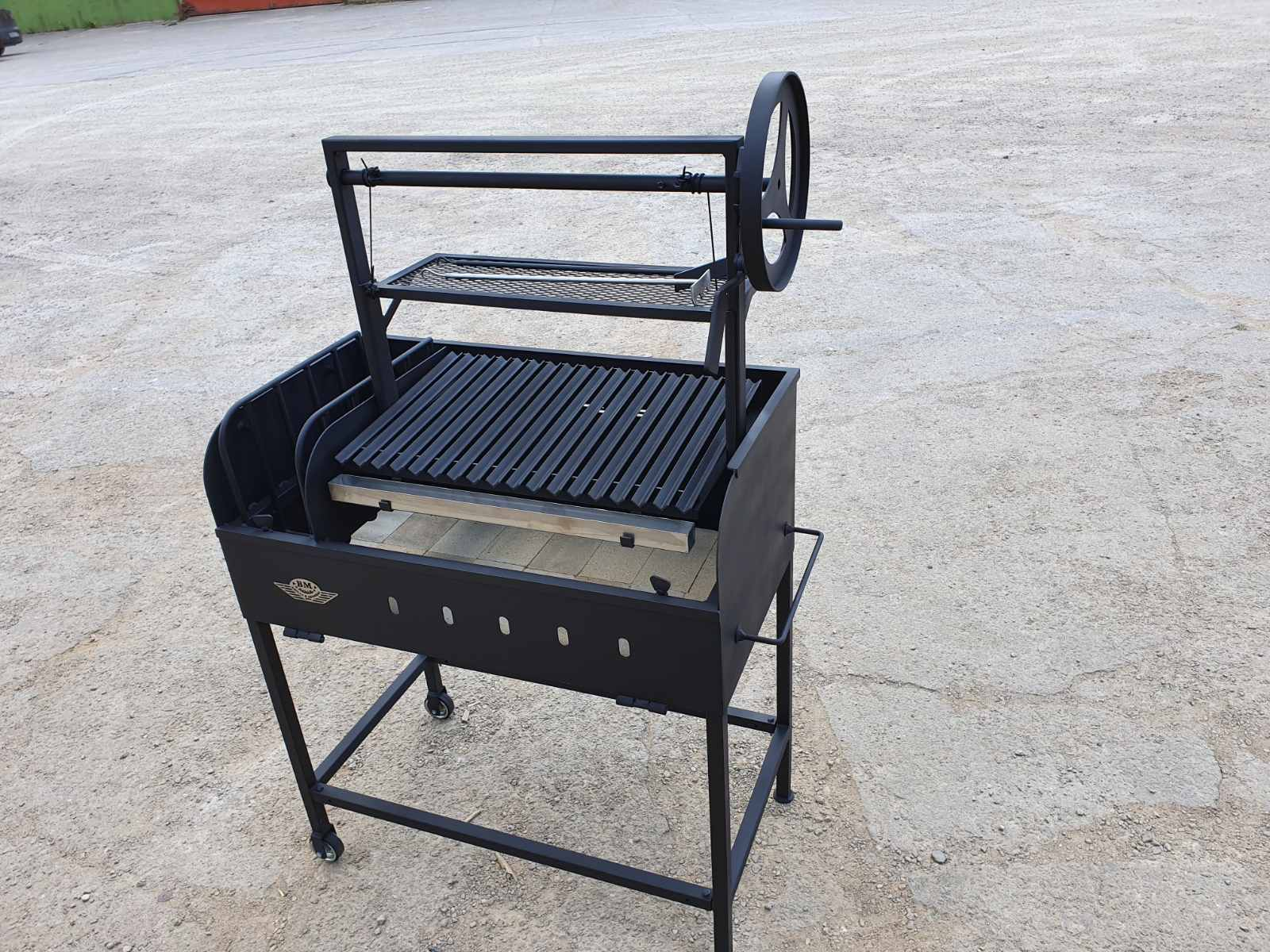 """BM G-2""  Argentine Grill (NEW)"