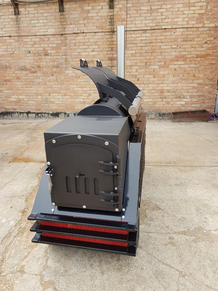 """BM S-2 Plus""  offset smoker (Used)"