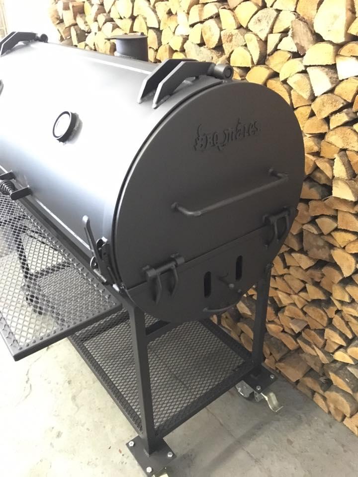 BM S-1 grill/smoker