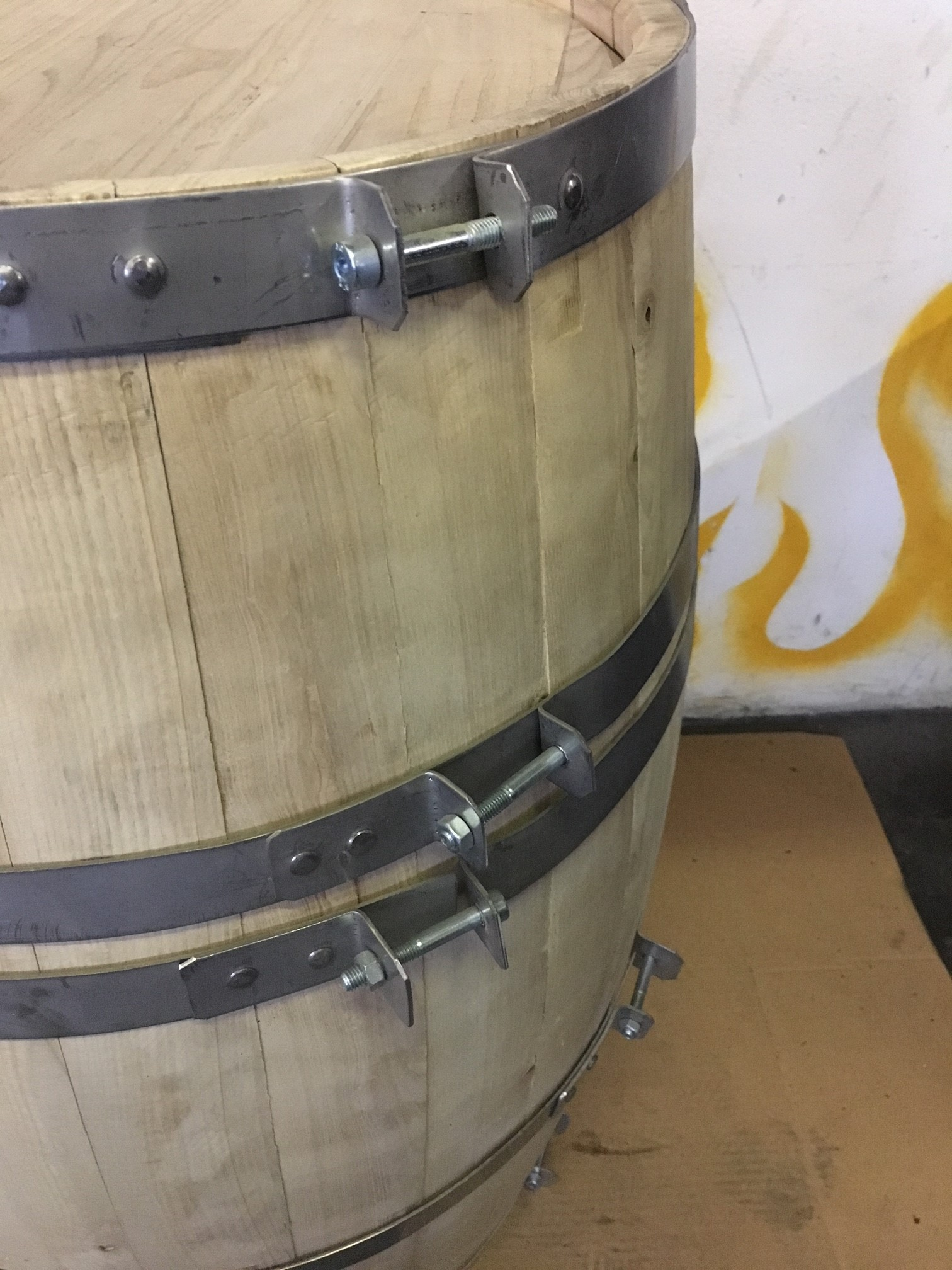 Barrel (ash)