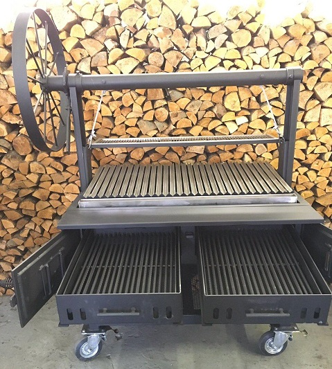 BM G-4  Argentine Style Grill (commercial)