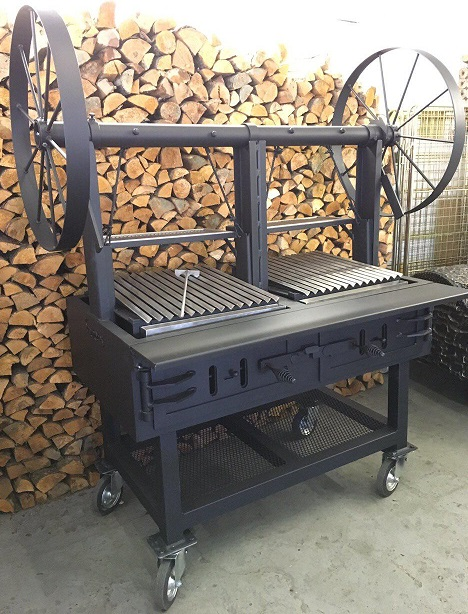 BM G-5  Argentine Style Dual Grill  (commercial)