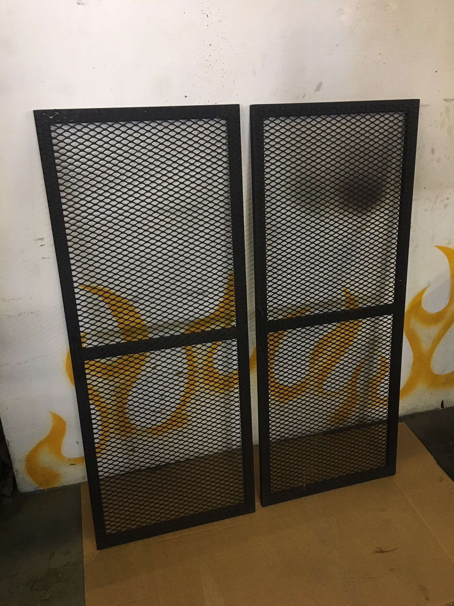 Cooking/Smoking rack (mesh)