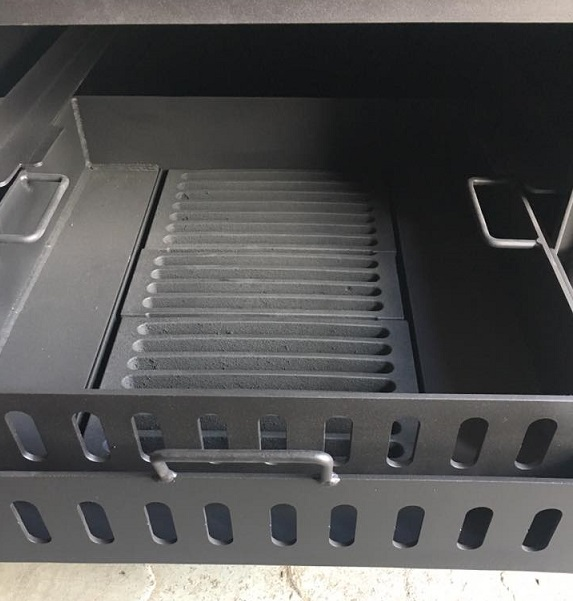 Reverse Flow Cabinet Smoker/Cooker/Grill  BM S-6